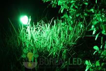 Espeto de Jardim LED COB 5W Verde