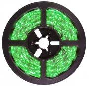Imagem - Fita LED 2835 Verde 300 Leds 5 Metros 12V IP20 Dupla Face cód: BFL-3528-VERDE