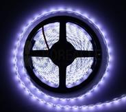 Imagem - Fita LED 5050 Branco Frio 6500K 300 Leds 5 Metros 12V IP65 Dupla Face cód: BFL-5050-BF
