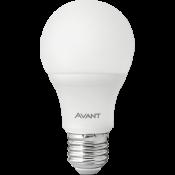 Imagem - Lâmpada LED Pera 9W E27 Bivolt Branco Frio 6500K Certificada Inmetro cód: BULBO-9W-PERA-BF
