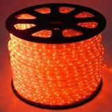 Imagem - Mangueira LED Rolo 100 Metros Vermelha 24 LEDS/m 11mm cód: MANG-100M-VM