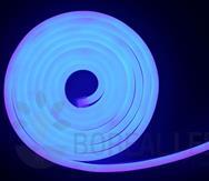 Imagem - Mangueira LED Neon Flex Luz Azul 3m IP65 110V Uniled cód: 7899735802118