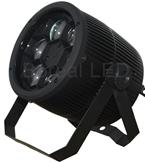 Projetor Beam Mini Bee Eye 6 Leds De 12w Rgbw Quadriled Dmx