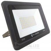 Imagem - Refletor LED SMD 50W Branco Quente Bivolt IP66 5.000lm Ângulo 120º cód: RL-PG50BQ