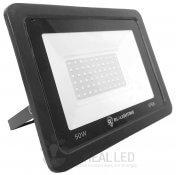 Imagem - Refletor LED SMD 50W Verde Bivolt IP66 5.000lm Ângulo 120º cód: RL-PG50VD
