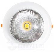 Imagem - Spot LED COB Downlight 60W Embutir Redondo Goodlighting cód: TD6002DBN