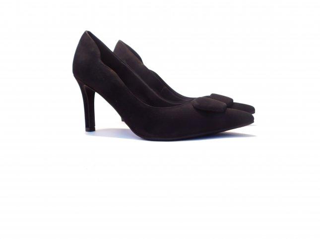 Sapato Scarpin Feminino Salto Alto Usaflex Ad0605