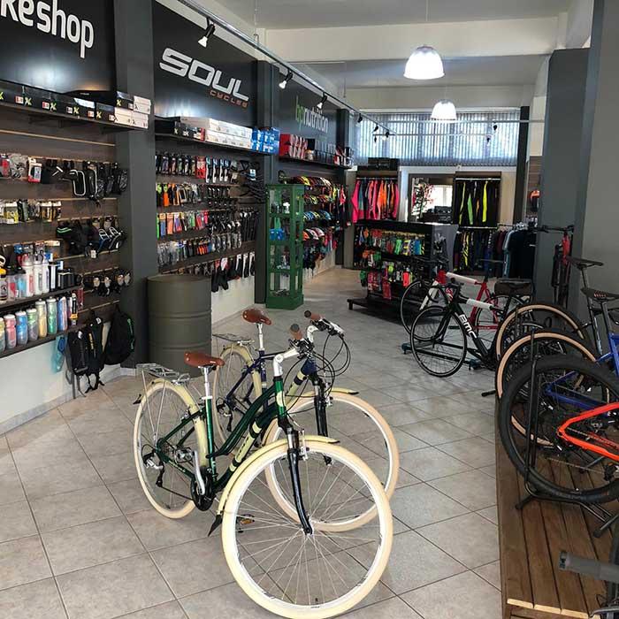 Loja BP Bike Shop Carlos Barbosa
