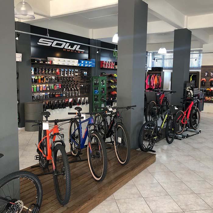 BP Bike Shop Carlos Barbosa