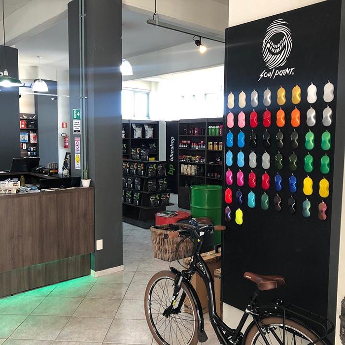 BP Bike Shop Soul Cycles