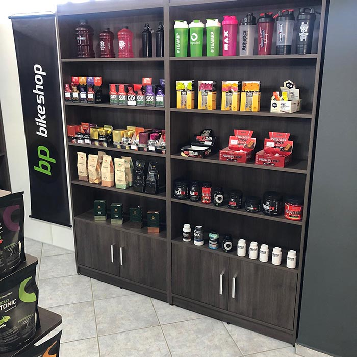BP Bike Shop Suplementos