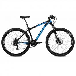 Imagem - Bicicleta Active Shimano 21V (Preto e Azul) - Kode cód: 12476