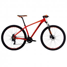 Imagem - Bicicleta Hype 30 Shimano 21V (Vermelho e Preto) - Groove cód: 12650