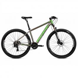 Imagem - Bicicleta Izon Shimano 24V (Cinza e Verde) - Kode cód: 12507