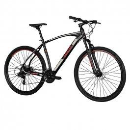 Imagem - Bicicleta Rocker II Shimano 24V (Preto e Cinza) - Elleven cód: 12642