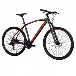 Imagem - Bicicleta Rocker II Shimano 24V (Preto e Vermelho) - Elleven cód: 12641