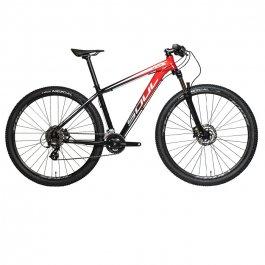 Imagem - Bicicleta SL129 Microshift 24V Brave (Vermelho e Preto) - Soul Cycles cód: