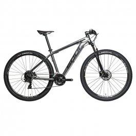 Imagem - Bicicleta SL129 Shimano 21V Brave (Cinza e Preto) - Soul Cycles cód: 12522