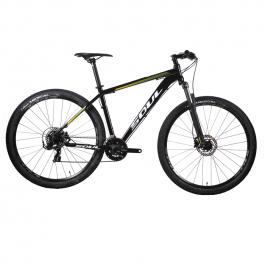 Imagem - Bicicleta SL129 Shimano 21V (Preto) - Soul Cycles cód: 11376