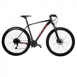 Imagem - Bicicleta SL229 Shimano Acera 27V (Grafite e Vermelho) - Soul Cycles cód: 11383