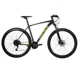 Imagem - Bicicleta SL229 Shimano Altus 27V (Grafite e Amarelo) - Soul Cycles cód: 11381