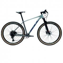 Imagem - Bicicleta SL329 Sram Eagle SX 12V Brave Lion (Prata e Chumbo) - Soul Cycles cód: 12848