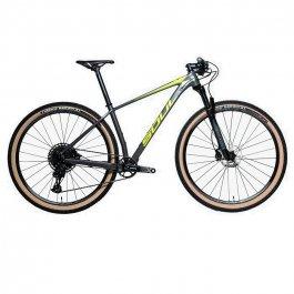 Imagem - Bicicleta SL529 Sram Sx 12V (Durepoxi e Amarelo) - Soul Cycles cód: 12488