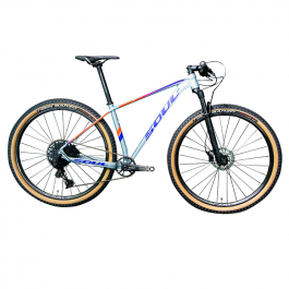 Imagem - Bicicleta SL729 Sram Eagle SX 12V (Cinza) - Soul Cycles cód: 11821