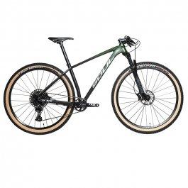 Imagem - Bicicleta SL929 Shimano SLX 12V (Verde e Preto) - Soul Cycles cód: