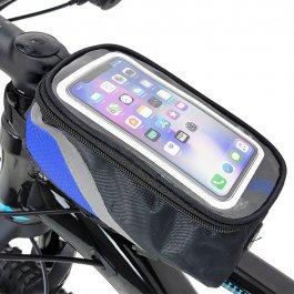 Imagem - Bolsa de Quadro Phone Bag Case (2x1) Azul - Oem cód: 12317