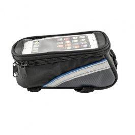 Imagem - Bolsa de Quadro Phone Bag Case (2x1) Pequeno Azul - A8 cód: 12166