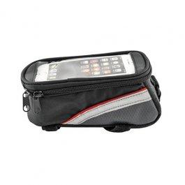 Imagem - Bolsa de Quadro Phone Bag Case (2x1) Pequeno Vermelho - A8 cód: 12165