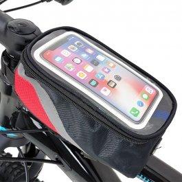 Imagem - Bolsa de Quadro Phone Bag Case (2x1) Vermelho - Oem cód: 12316