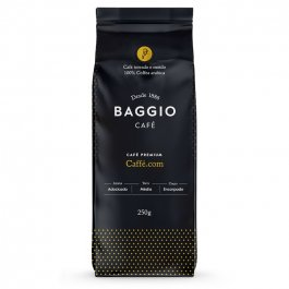 Imagem - Café Premium Caffé.com Adocicado (250g) - Baggio cód: 11770