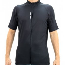 Imagem - Camisa Ciclismo Masculina All Black - Hupi cód: 12135