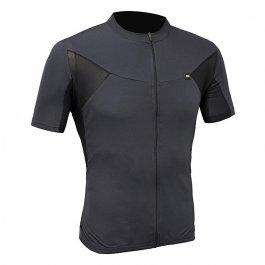 Imagem - Camisa Ciclismo Masculina MC Comfort Preto - Marcio May cód: 12541