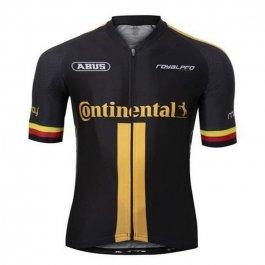 Imagem - Camisa Ciclismo Masculina MC Sport Continental Abus - Marcio May cód: 12533