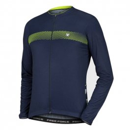 Imagem - Camisa Ciclismo Masculina ML Sport Sober - Free Force cód: 12771