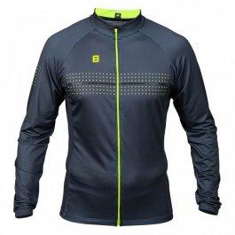 Imagem - Camisa Ciclismo Masculina ML Tradicional Grid - Furbo cód: 12667