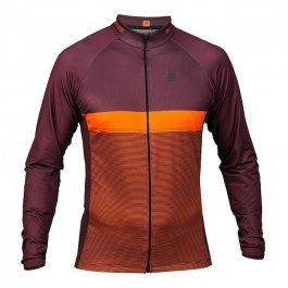 Imagem - Camisa Ciclismo Masculina ML Tradicional Row - Furbo cód: 12665