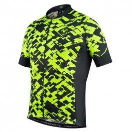 Imagem - Camisa Ciclismo Masculina MC Sport Runway 87 - Free Force cód: 11774