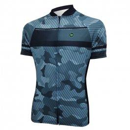 Imagem - Camisa Ciclismo Véllo (Camuflada com Preto) - BP cód: 12330