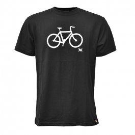 Imagem - Camiseta Casual Bike Tee (Preta) - Mattos Racing cód: 11442
