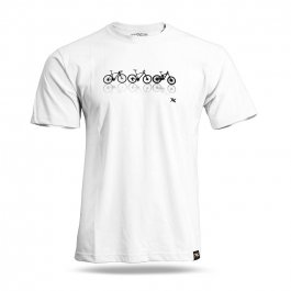 Imagem - Camiseta Casual Choice (Branco) - Mattos Racing cód: 11446
