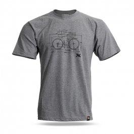 Imagem - Camiseta Casual Project (Mescla) - Mattos Racing cód: 11444