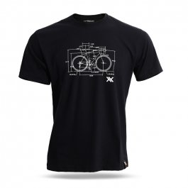 Imagem - Camiseta Casual Project (Preta) - Mattos Racing cód: 11443