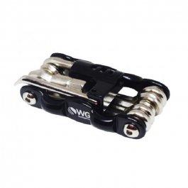 Imagem - Canivete de Chaves 10 Funções WGFER012 - WG Sports cód: 11757
