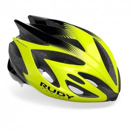 Imagem - Capacete Rush Yellow Fluo (Amarelo) - Rudy Project cód: 11427