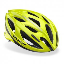 Imagem - Capacete Zumy Yellow Fluo (Amarelo) - Rudy Project cód: 11424