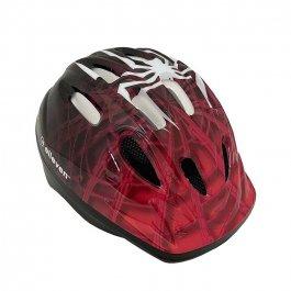 Imagem - Capacete Infantil Spider (Preto e Vermelho) - Elleven cód: 12634